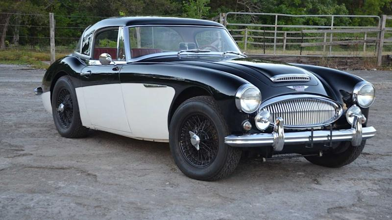 This Is 'Not Your Father's' Austin Healy!