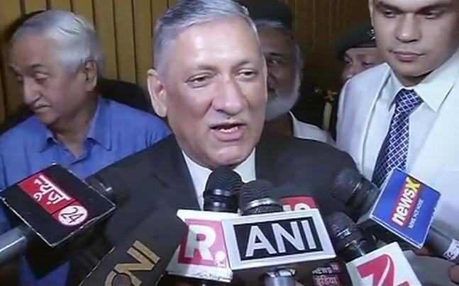 <p>General Rawat added that not only surgical strikes but there were also other ways of counteraction.</p>