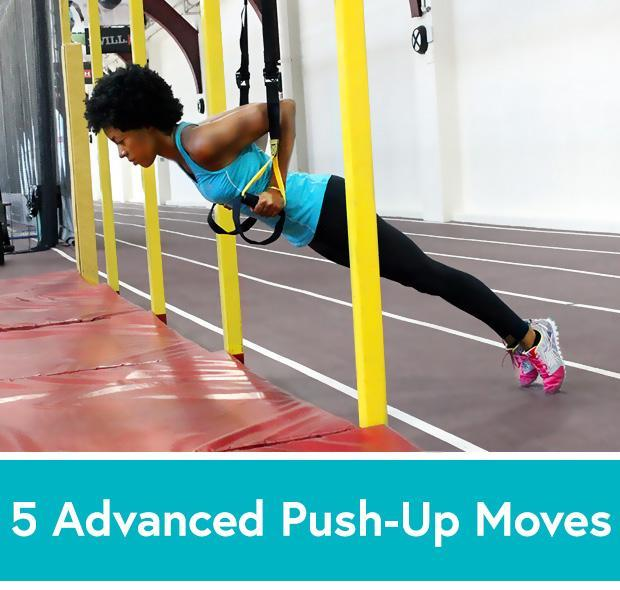 5 Advanced Push-Up Exercises to Try Now