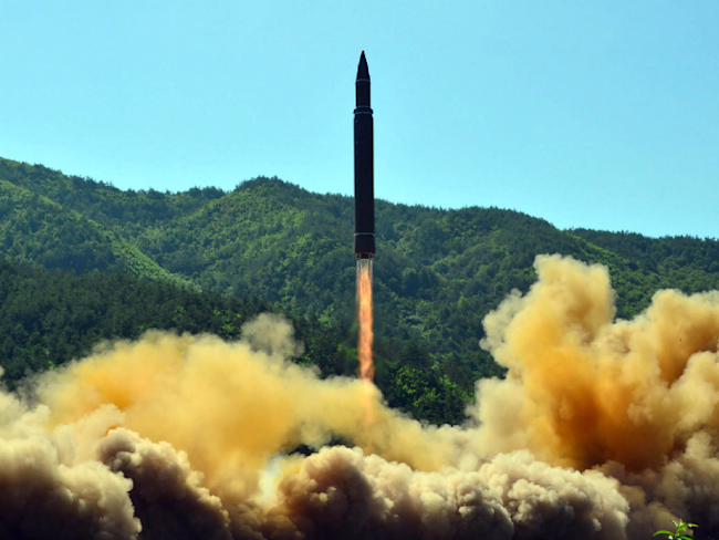 South Korea braces for possible weekend missile test from the North