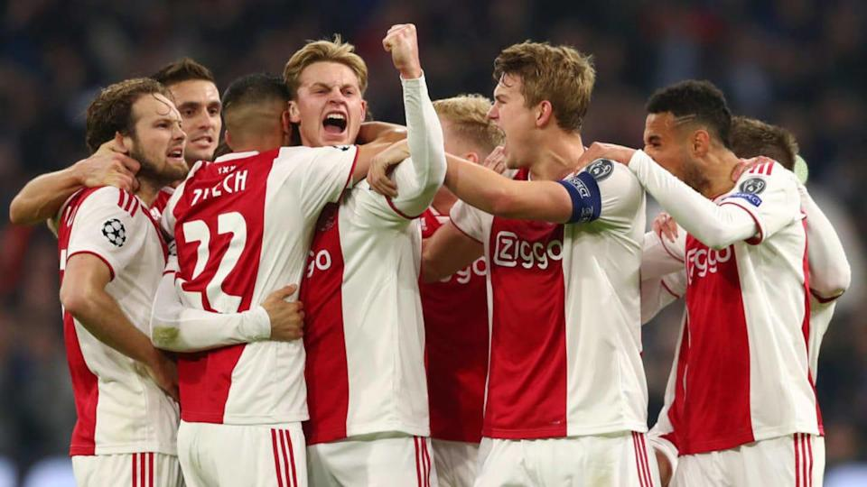 Ajax v Real Madrid - UEFA Champions League Round of 16: First Leg | Lars Baron/Getty Images