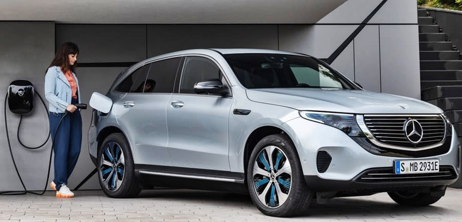 Mercedes is bringing its EQ brand of EVs into India and the first product would be the EQC SUV. This is a premium SUV with more 400 bhp, but the most important figure is the 471-km range. This would be the first Mercedes electric luxury SUV and India will get the fully loaded 'Edition 1886' version.