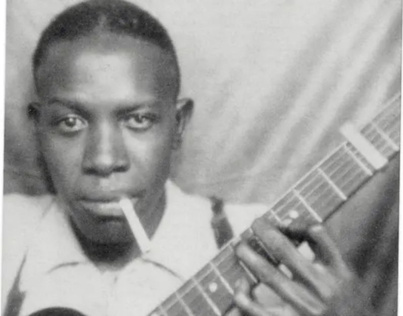 "Love in Vain, an ""unconventional biopic"" about Robert Johnson, is in the works"