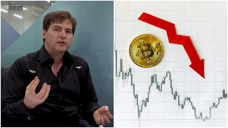 Bitcoin's Pain, Craig Wright's Gain: BSV Defies Crypto Bloodbath