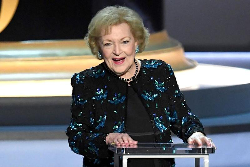 Betty White in 2018 | Kevin Winter/Getty