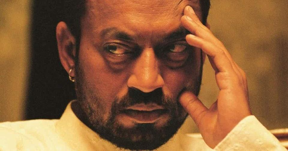 If Haasil brought him into prominence, Maqbool cemented Irrfan's stake as one of the greats of this era. In Vishal Bhardwaj's adaptation of the Shakespearean tragedy Macbeth in Mumbai underworld, Irrfan donned the titular role of the conflicted protégé who, blinded by love and ambition, sets on a path of self-destruction. Surrounded by a galaxy of talent – Naseeruddin Shah, Om Puri, Pankaj Kapur, Tabu among others – Irrfan's delivered a first-rate performance that's both complex and compelling.