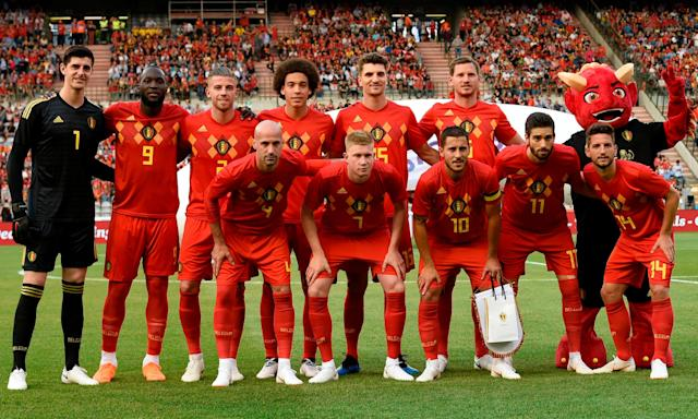 With players such as Kevin De Bruyne, Dries Merten, Eden Hazard and Romelu Lukaku, Belgium have gone from being dark horses to genuine challengers for the World Cup.