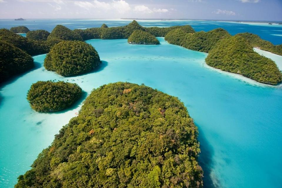 Palau President Tommy Remengesau says the tiny Pacific island nation has a zero tolerance policy on drugs that should apply to all people, regardless of their wealth (AFP Photo/MATT RAND)