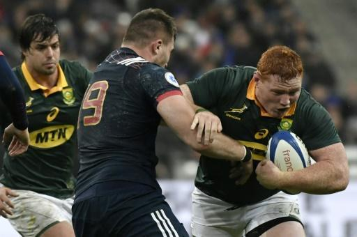 <p>Coetzee delighted with Springboks 'character'</p>