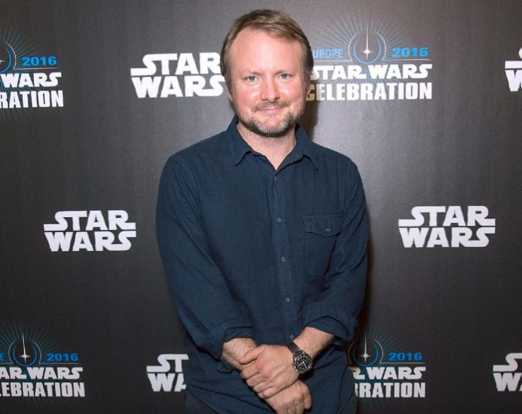 Rian Johnson, director of Star Wars Episode VIII, at the Star Wars Celebration 2016 in London (Photo: Ben A. Pruchnie/Getty Images for Walt Disney Studios)