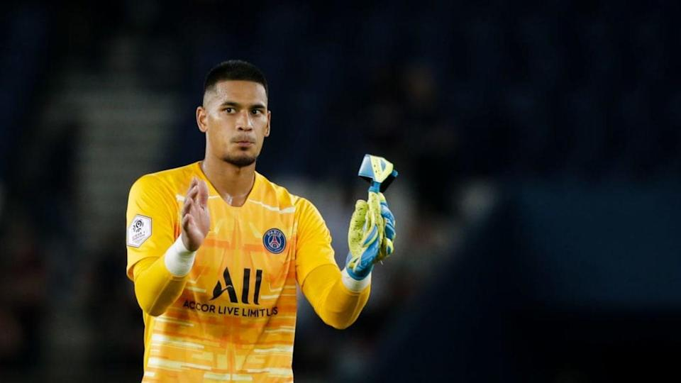 Alphonse Areola | Soccrates Images/Getty Images