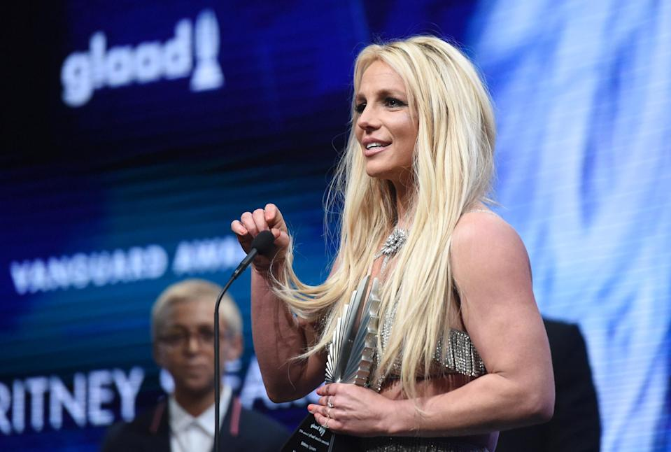 Britney Spears. Foto : Getty Images