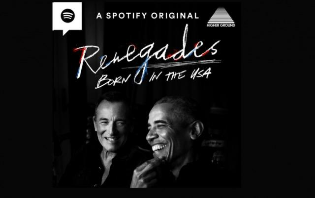 Spotify - Renegades: Born in the USA