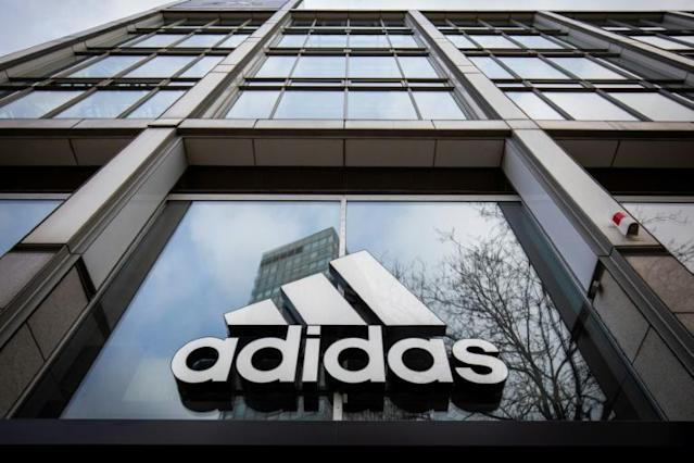 Adidas is itself no stranger to controversy (AFP Photo/Odd ANDERSEN)