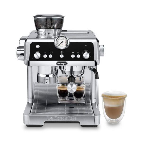 """<p><a href=""""https://go.redirectingat.com?id=74968X1596630&url=https%3A%2F%2Fwww.delonghi.com%2Fen-us%2Fla-specialista-prestigio-espresso-machine-with-smart-tamping-station-and-dual-heating-system-stainless-steel-ec9355m%2Fp%2FEC9355M&sref=https%3A%2F%2Fwww.veranda.com%2Fshopping%2Fg34248486%2Fgifts-for-men%2F"""" rel=""""nofollow noopener"""" target=""""_blank"""" data-ylk=""""slk:Shop Now"""" class=""""link rapid-noclick-resp"""">Shop Now</a></p><p>Help him take his beloved coffee bar up the next level with Delonghi's ultra-sleek La Specialista Prestigio espresso machine. The machine's integrated burr grinder system delivers the ideal amount of coffee each time while the smart tapping station reduces mess. Plus, the LatteArt steam wand makes it easy to get the perfect milk texture for lattes and cortados. </p>"""