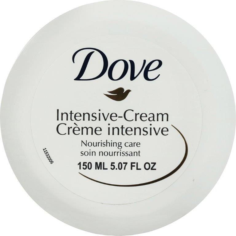 <p>The <span>Dove Intensive Cream Moisturizer</span> ($2) provides deep hydration for 48 hours without feeling greasy on the skin.</p>