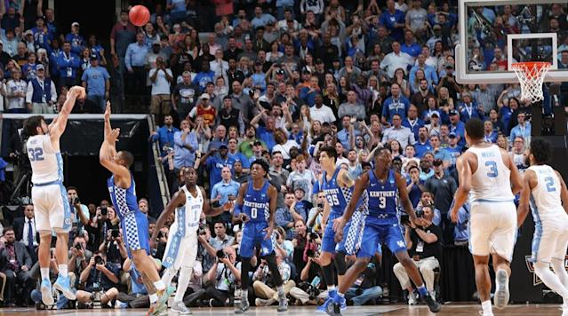 Columbus, Ohio viewers miss UNC-Kentucky ending