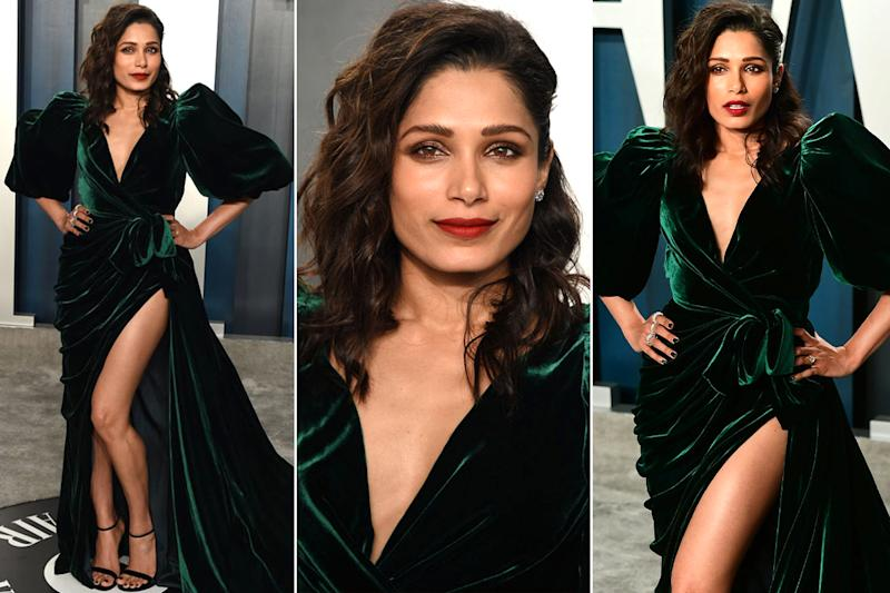 Freida Pinto Fashion Moments