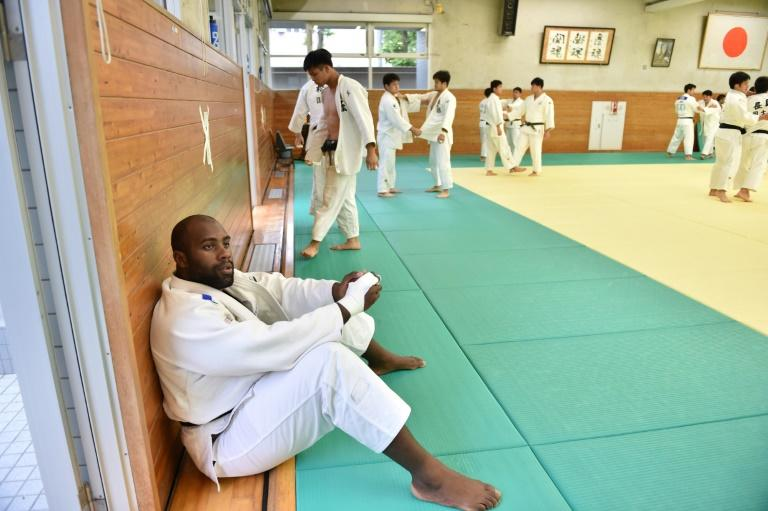 Teddy Riner has visited more than 30 times, but with the country due to host the summer Olympics, training here now has special resonance