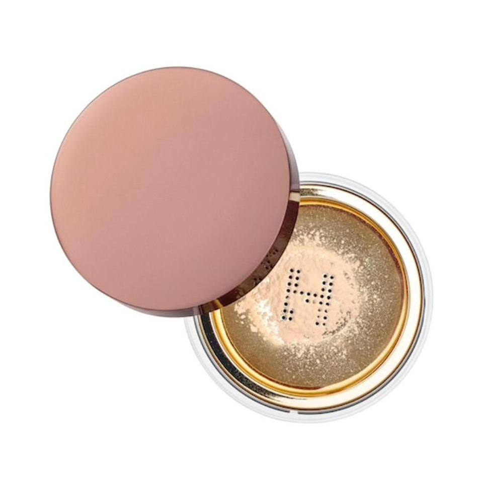 "<p>Hourglass Veil Translucent Setting Powder is a must-have for makeup artists <a href=""https://www.instagram.com/allanface/"" rel=""nofollow noopener"" target=""_blank"" data-ylk=""slk:Allan Avendaño"" class=""link rapid-noclick-resp"">Allan Avendaño</a> and <a href=""https://www.instagram.com/makeupvincent/"" rel=""nofollow noopener"" target=""_blank"" data-ylk=""slk:Vincent Oquendo"" class=""link rapid-noclick-resp"">Vincent Oquendo</a>. Because the powder is so finely milled, ""it creates the most beautiful airbrushed finish on the skin, while the diamond particles in it blur any imperfections,"" Avendaño explains. He sweeps it all over the face and sets undereye concealer with it. Oquendo agrees, adding that the product's reflective finish gives skin a slight glow that doesn't look over-the-top. ""It's hands-down my favorite loose powder,"" he says.</p> <p><strong>$46</strong> (<span>Shop Now</span>)</p>"