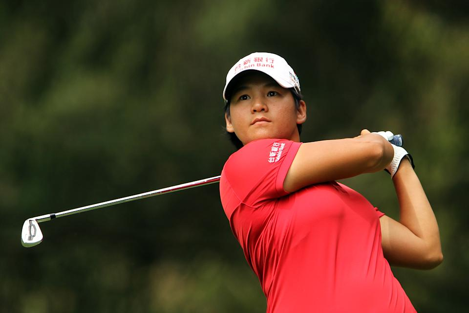 Yani Tseng became the youngest golfer regardless of gender to win five majors in a career. Then, she stopped winning.  (Amy Lemus/NurPhoto via Getty Images)