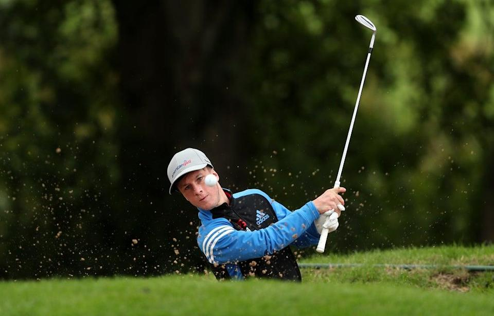 Brendan Lawlor is pushing for golf to be included in the Paralympics (David Davies/PA) (PA Archive)