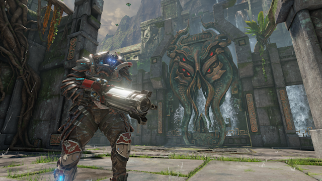 Quake Champions will have modes built specifically for esports. (Bethesda)