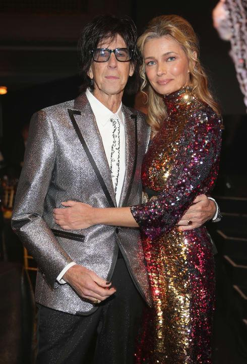 """People magazine confirmed in May 2018 that, after 28 years of marriage, The Cars frontman Ric Ocasek and model Paulina Porizkova had separated. Porizkova made the official announcement in a statement on her Instagram, stating that she and Ocasek had peacefully separated in 2017, but we still working together to keep their family unit together; it seems to have been an amicable split.<br>See the full slideshow at <a rel=""""nofollow"""" href=""""http://www.sheknows.com/entertainment/slideshow/9335/celebrity-breakups-2018/2"""">SheKnows</a>"""