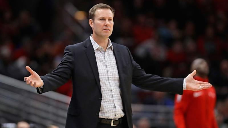 Chicago Bulls fire head coach Fred Hoiberg