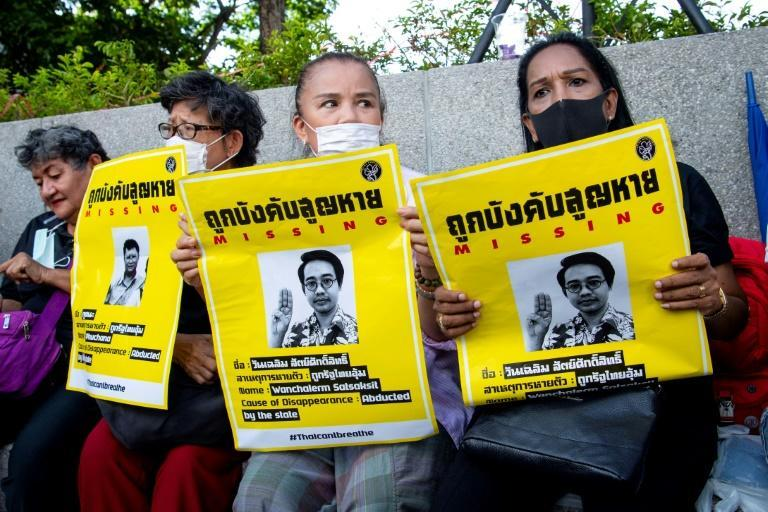 """Human Rights Watch says the Thai and Cambodian authorities have been reluctant to investigate a """"hideous crime that happened in broad daylight"""""""