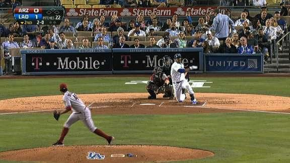 Juan Uribe launches three home runs for Dodgers, might have had the munchies afterward