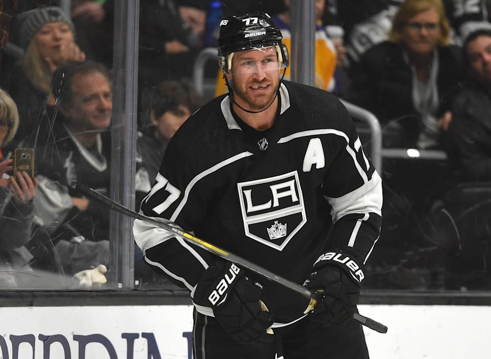Jeff Carter gives the Penguins a strong presence down the middle even if his best days are behind him.