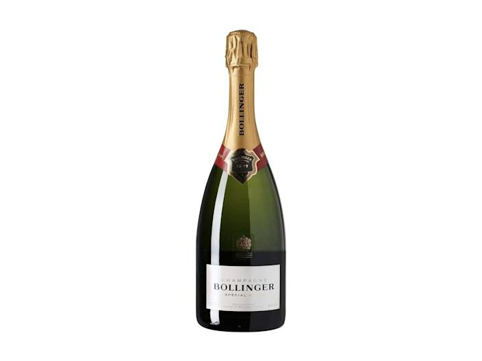 Bollinger special cuvée champagne, 75cl: Was £43, now £38, Amazon.co.uk (Amazon)