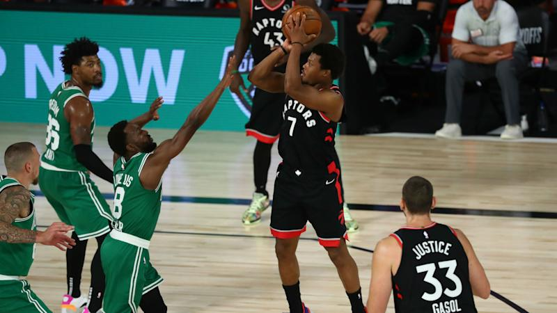 Kyle Lowry pens his masterpiece in Raptors' gritty Game 6 win over Celtics
