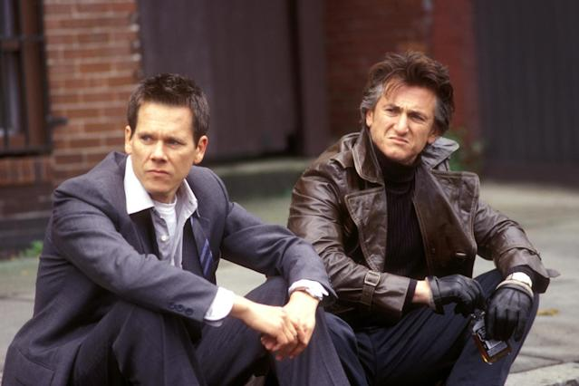 "<p><a href=""http://www.instyle.com/celebrity/sean-penn"" rel=""nofollow noopener"" target=""_blank"" data-ylk=""slk:Sean Penn"" class=""link rapid-noclick-resp"">Sean Penn</a> earned an Oscar for his performance as a father and ex-con seeking revenge for his daughter's murder in this drama with a touch of mystery</p>"