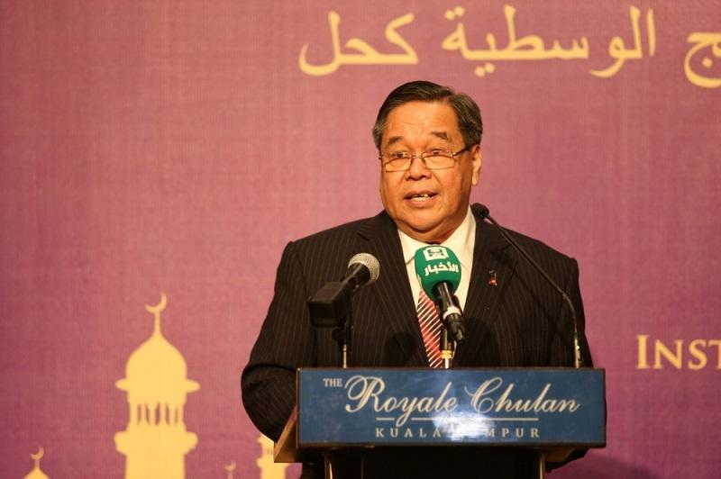 Moderation is also liberal, IDEAS tells PM's religious adviser