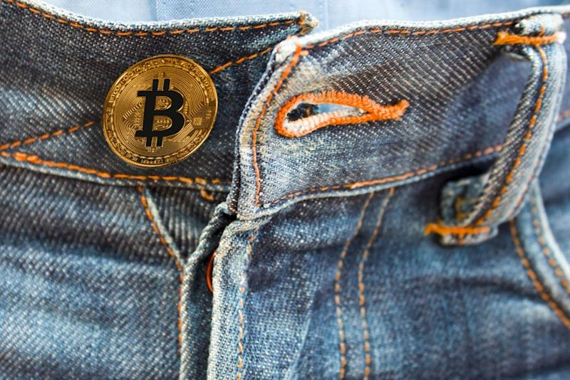 'Sextortionists' are raking it in by extorting bitcoin from porn watchers. | Source: Shutterstock