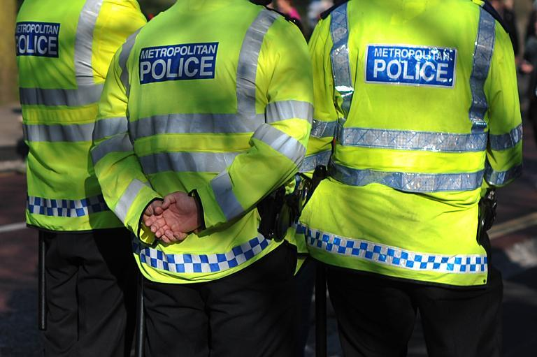 Four undercover police officers who were accused of deceptively forming relationships with women they were spying on have been told they will not face charges for their actions
