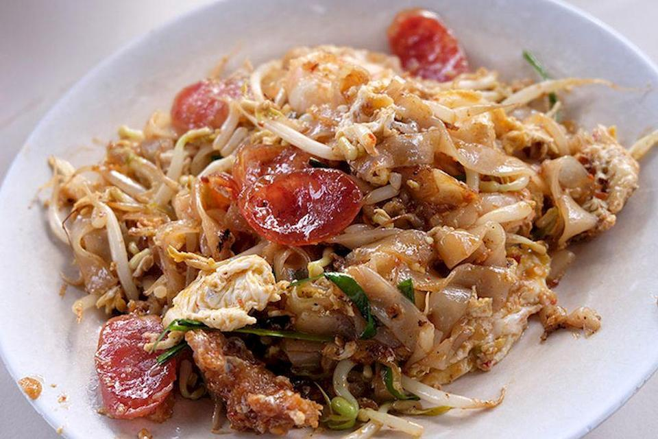 Penang's Siam Road 'char koay teow' has been honoured with a listing on Asia's 50 Best Restaurants inaugural 'Essence of Asia' collection — Picture by K.E. Ooi