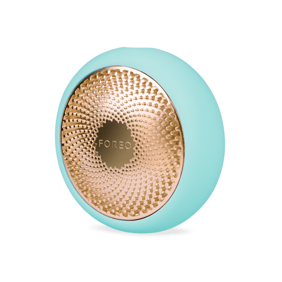 <p>The <span>Foreo UFO 2 Device</span> ($279) is a compact and innovative LED treatment that combines Foreo's facial treatment masks (although, the brand says it can be used with any rich face cream or mask) and the eight light settings within the treatment device. Condensing a 20-minute treatment into 90 seconds, you can choose between thermotherapy and cryotherapy settings, as well as LED therapy ranging from red to white light. The sonic pulses given off by the tool also help your facial muscles relax and the ingredients to penetrate more efficiently into the skin.</p>