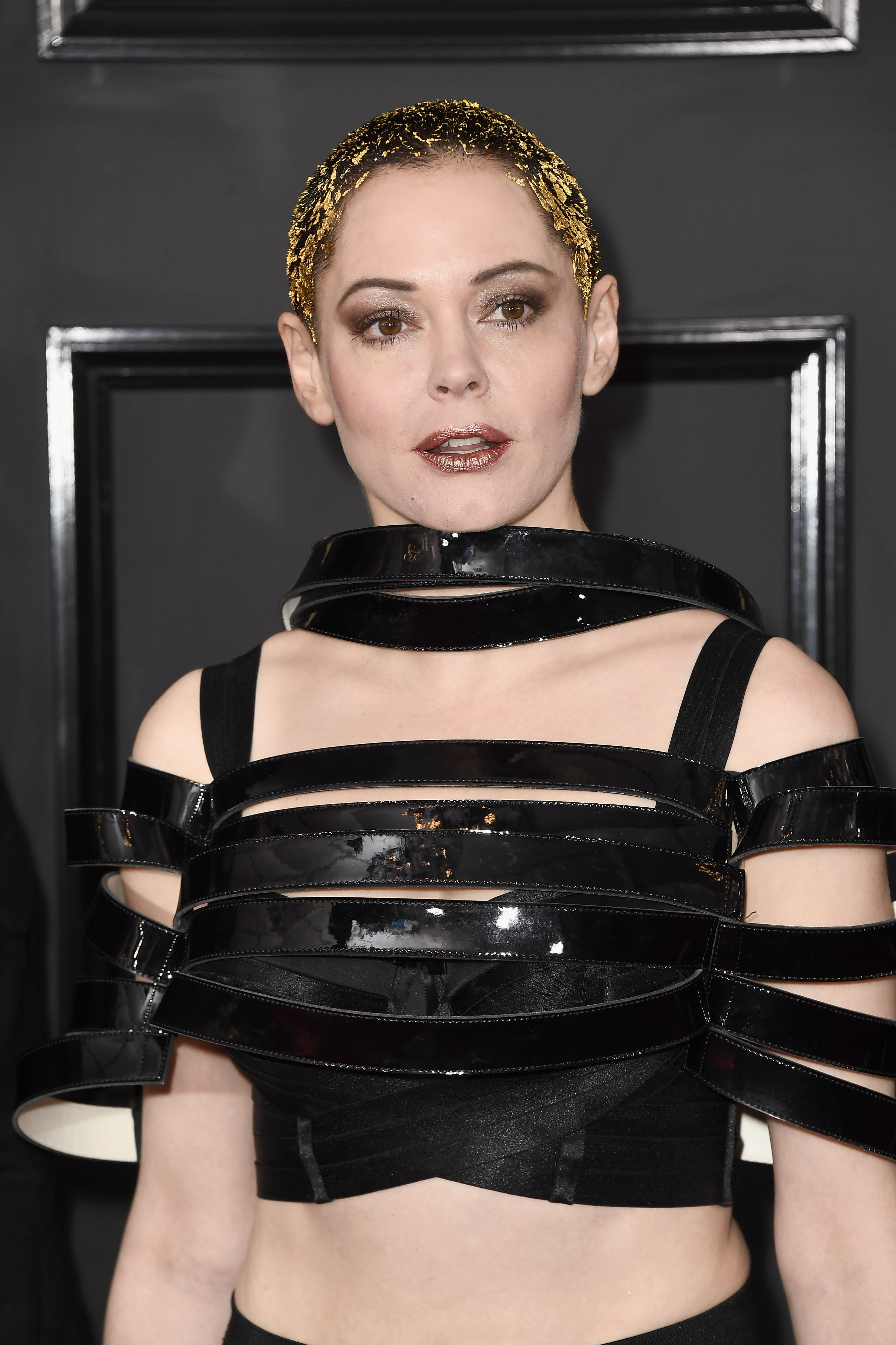 Rose McGowan in 2017. (Photo: Getty Images)