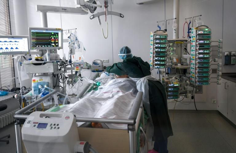 The pandemic has killed more than 2.7 million people since first emerging in China in late 2019