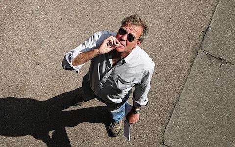 Jeremy Clarkson, who until now has never taken a sick day