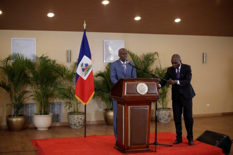 Haiti opposition condemns country's slide into rule by decree