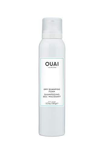 """<p><strong>OUAI</strong></p><p>amazon.com</p><p><strong>$28.00</strong></p><p><a href=""""https://www.amazon.com/dp/B01MUOSYCH?tag=syn-yahoo-20&ascsubtag=%5Bartid%7C2164.g.36801161%5Bsrc%7Cyahoo-us"""" rel=""""nofollow noopener"""" target=""""_blank"""" data-ylk=""""slk:Shop Now"""" class=""""link rapid-noclick-resp"""">Shop Now</a></p><p>Foam dry shampoos may not be super common, but that doesn't mean they're any less effective. When massaged into the scalp, Ouai's mousse-like version rids the area of buildup and oil and primes hair for re-styling.</p>"""
