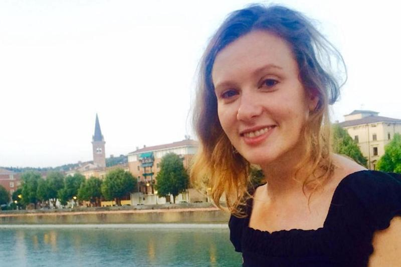 Rebecca Dykes was murdered in Beirut, Lebanon: PA
