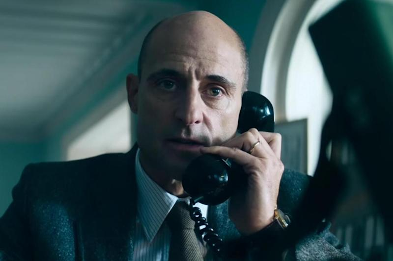 Negotiator: Mark Strong as Max Vernon