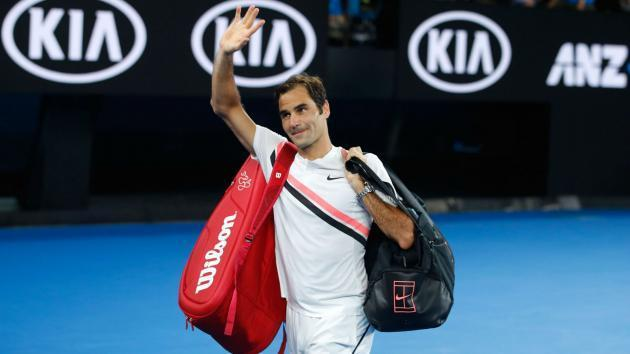 <p>Federer left with 'bittersweet' feeling after Chung retirement</p>