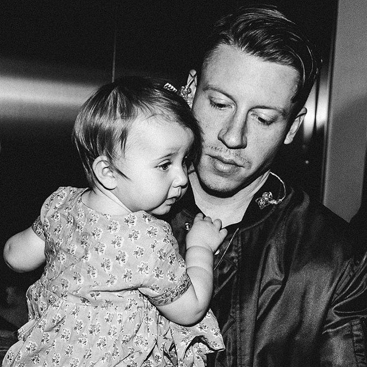 Macklemore Got His Daughter's Name Tattooed on His Chest ...
