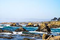 <p>The California coastal city's seafront, studded with jagged rocks, is reminiscent of the famed Laguna Beach coast far to the south. The Northern California beach town is a sleepy cove with all the charm you could ask for, complete with an inn that's been a town staple since 1902.</p>